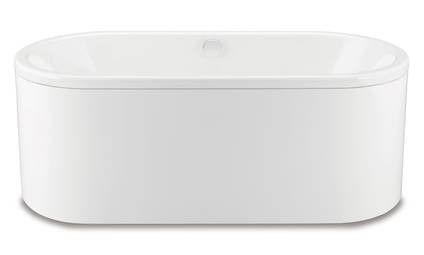 Стальная ванна Kaldewei Centro Duo Oval 180x80 mod 128-7