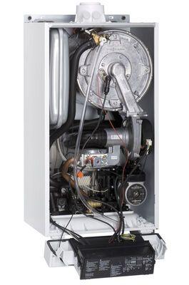 Газовый котел Viessmann Vitodens 100-W 35 кВт B1HC043, одноконтурный цена