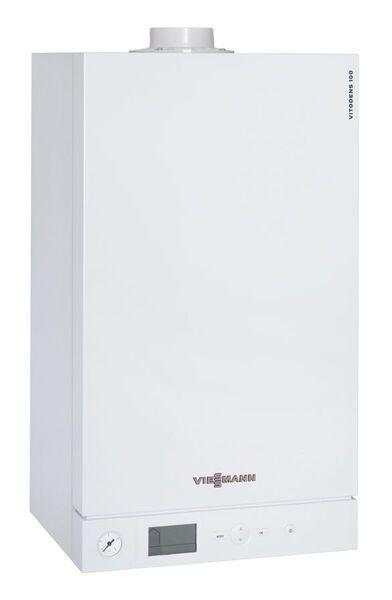 Пакетное предложение Viessmann VITODENS 100-W (4,7-26 кВт) / Vitocal 200-S AWB-AC 201.C16 (11,30-15,50 кВт) / Vitocell 100-W тип CVBB (300 л) арт. B1HC289