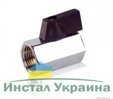 """Кран шаровый FADO МИНИ 15 1/2"""" ВВ"""
