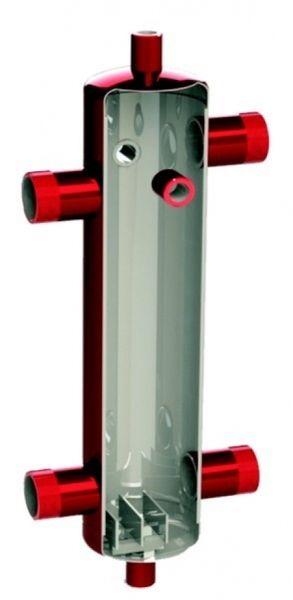 NEQ Резьбовая гидравлическая стрелка HS 32/90/4 в изоляции