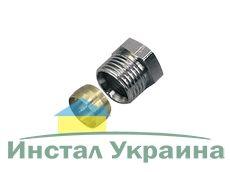 """KAN-therm Обжим на медную трубку d15 G1/2"""" (729202W)"""
