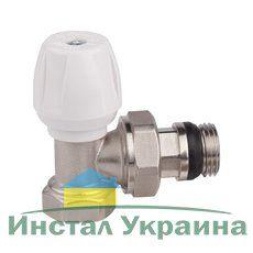 Кран радиаторный ICMA с американкой, угловой 802+940ВН 1/2`