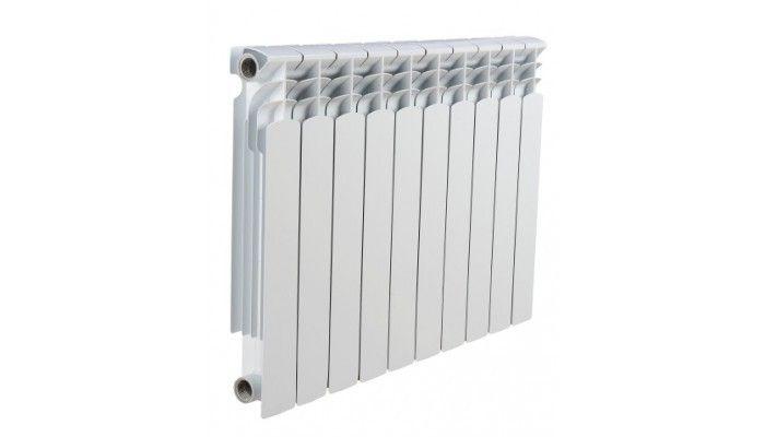 Радиатор биметаллический LEBERG HFS-500B