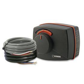 Электрический привод ESBE ARA664 24В 120сек. 6Нм 3 точки, доп. выкл. (12100800)