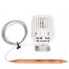 купить Термостатическая головка 320KH FA с Выносным датчиком диапазоном р-ки 20-50 С
