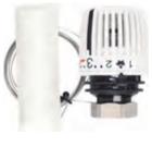 купить Термостатическая головка 320KH B с Встроенным датчиком диапазоном р-ки 6-26 С