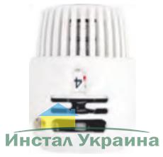 Термостатическая головка 320KH BF с Выносным датчиком диапазоном р-ки 6-26 С
