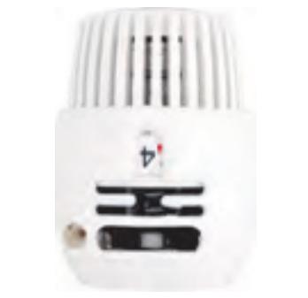 Термостатическая головка 320KH BF с Выносным датчиком диапазоном р-ки 6-26 С цена