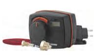 CRC 131 привод-контроллер, 230В, 30 сек, 6Нм (12723100)