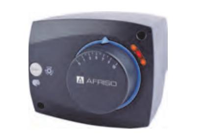 ARM749 электропривод 230В 120сек. 15Нм 2 точки (1474900)
