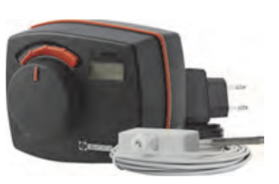 CRC111 привод-контроллер, 230В, 30 сек, 6Нм (12820100) цены