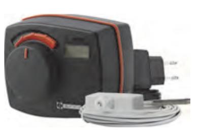 CRC111 привод-контроллер, 230В, 30 сек, 6Нм (12820100)