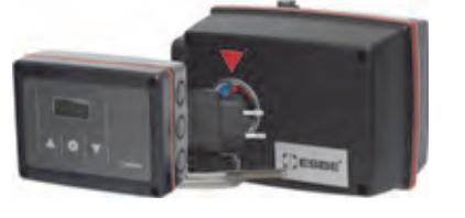 CRA121 привод-контроллер, 230В, 120 сек, 15Нм (12742100)