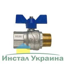 Шаровой кран FIV Evolution 3/4` ВН (Бабочка), 80004035