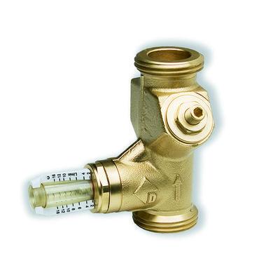 "Watts Балансировочный вентиль SRV-AG (WATTFLOW BP) 1 1/4"" НР DN25 5-50 л/мин. цены"