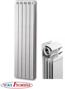 Радиатор алюминиевый Nova Florida MAIOR S90 1200мм цены