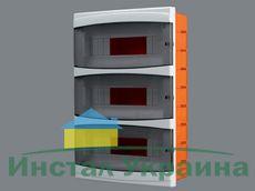 Щиток пластиковый на 36 модулей (внутренний) BR 811