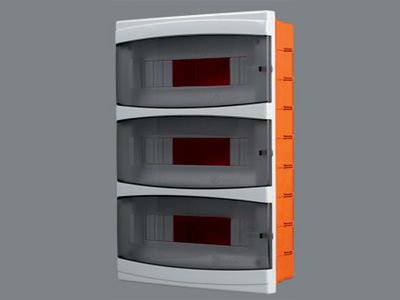 Щиток пластиковый на 36 модулей (внутренний) BR 811 цена