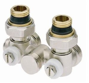 ICMA однотрубный сдвоенный вентиль 903 1/2`х3/4` угловой цены
