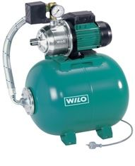 Насосная станция Wilo HMP 604 DM цены