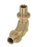 TECEflex Угол соединительный закругл. 90°, 50/50 мм