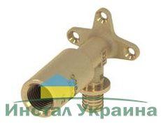 "TECEflex Угол настенный удлиненный РВ 16х1/2"""