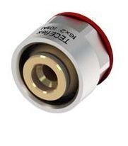 TECEflex Альтернативный разъемный переходник никелированный с евроконусом для труб РЕ-Хс 16 мм цены