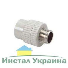 Wavin Ekoplastik Полипропиленовый переход с МРН 20x3/4 R