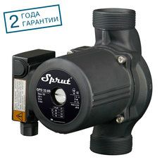 Насос циркуляционный Sprut GPD 32/12S-220 + гайка(уп.4)