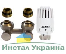 Herz Комплект для подключения радиатора Project D прямой (3000 G 1/2)