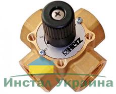 4-ходовой смесительный клапан Herz DN 15