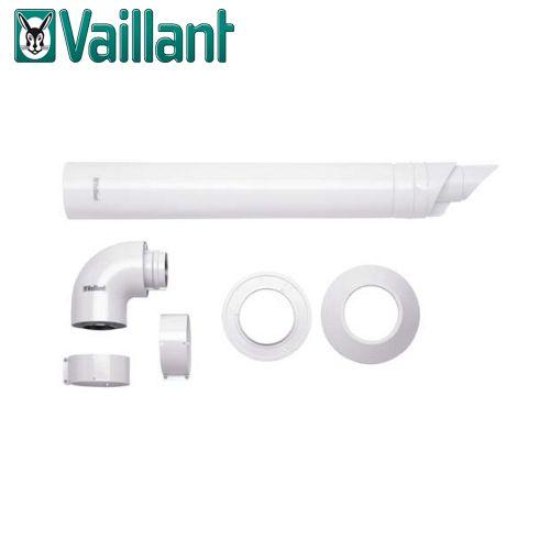 Vaillant Комплект для горизонтального прохода через стену 60/100 РР (конд.)