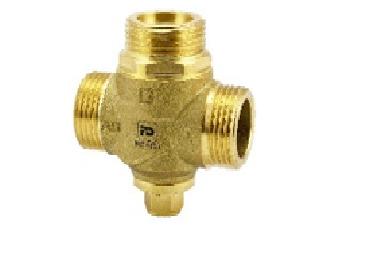 """Трехходовой антиконденсатный клапан Fado 1"""" 55 °С Kv 3.2"""