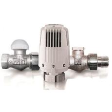 Herz Комплект для подключения радиатора Classic прямой (TS-90 DN 15, RL-1 DN 15)