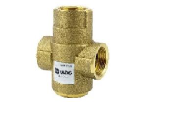"""Трехходовой антиконденсатный клапан Fado 1*1/4"""" 55 °С Kv 9"""