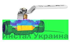 79660128W Кран для медной трубы MISSOURI 28 цанговый (-10°C +120°C) BONOMI