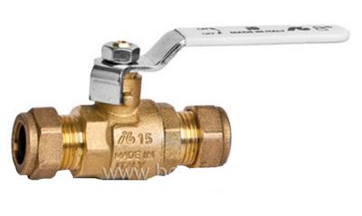79660118W Кран для медной трубы MISSOURI 18 цанговый (-10°C +120°C) BONOMI цена