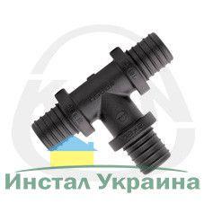 KAN-therm Тройник Push PPSU 14x2/12x2/12x2 (9014.570)