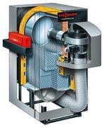 Газовый котел Viessmann Vitocrossal 200 142 кВт с Vitotronic 200 (из помещения)