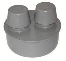 Ostendorf клапан вакуумный 100 для внутренней канализации