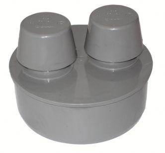Ostendorf клапан вакуумный 50 для внутренней канализации
