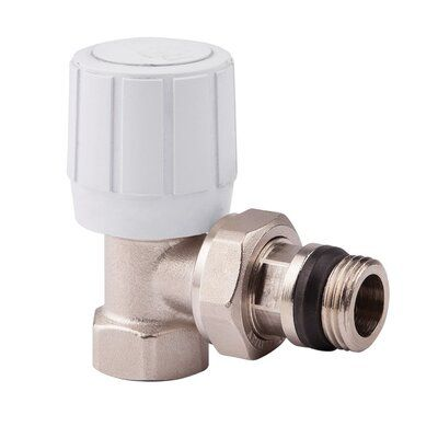 951 Ручной вентиль простой регулировки ICMA с американкой, угловой ВН 3/4'' цены