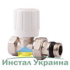 954 Ручной вентиль простой регулировки ICMA с американкой, прямой ВН 1/2''