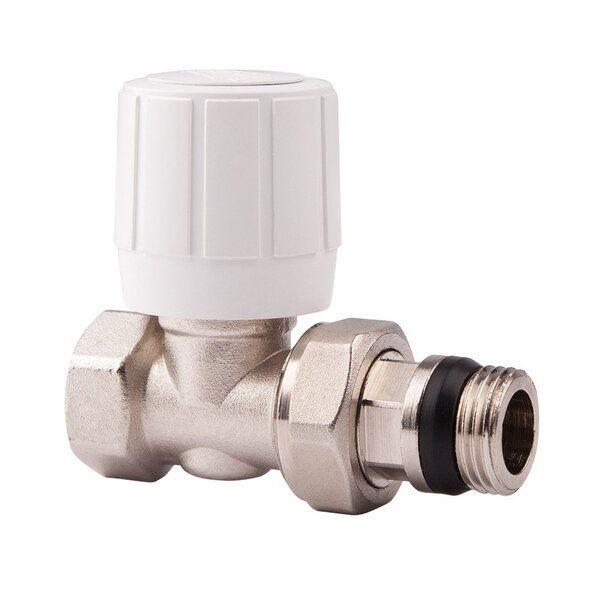 954 Ручной вентиль простой регулировки ICMA с американкой, прямой ВН 3/4''