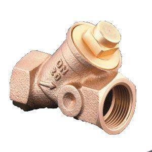Oventrop Обратный клапан бронза Ду 32, 1072010 цена