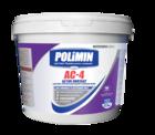 купить Polimin АС 4 (ведро 15 кг/10 л) Белая грунтовка с кварцевым наполнителем Бетон-Контакт