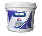 купить Polimin AF-1 Акрил-Декор (ведро 12 кг/10л) прозрачная фасадная латексная краска