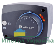 Электрический привод AFRISO ARM703 230В 15сек. 6Нм 2 точки (1470300)