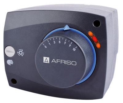 Электрический привод AFRISO ARM843 230В 120сек. 6Нм 2 точки c доп. концевым выкл. (1484300) цена